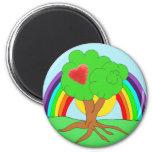 Rainberry Tree Magnet