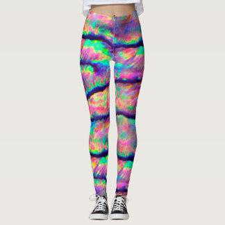 Rainbow Abalone Leggings
