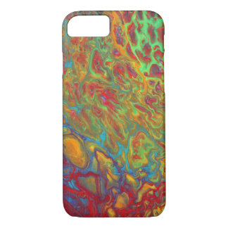 Rainbow Abstract Mobile Phone Protective Case