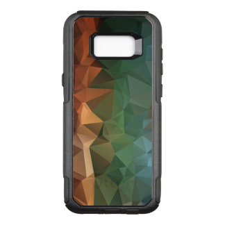 Rainbow Abstract Pyramid Art OtterBox Commuter Samsung Galaxy S8+ Case