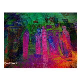 Rainbow Ancestors Postcard