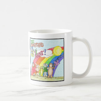 Rainbow and Art Coffee Mug