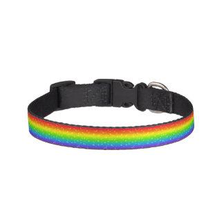 Rainbow and Stars Animal Collar