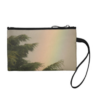 Rainbow and Trees Bagettes Bag