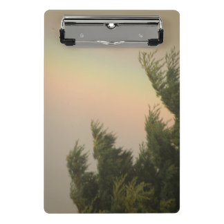 Rainbow and Trees Mini Clipboard