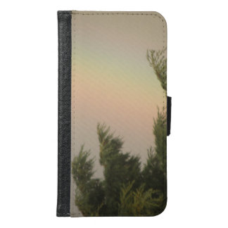 Rainbow and Trees Samsung Case