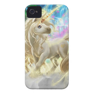 Rainbow And Unicorn Case-Mate iPhone 4 Cases