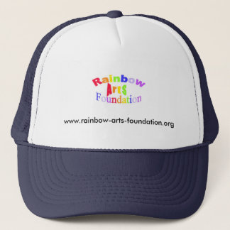 Rainbow Arts Foundation Fan hat