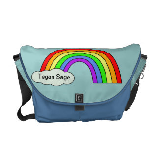 Rainbow Baby Diaper Bag Commuter Bags
