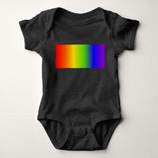 Rainbow baby onsie baby bodysuit