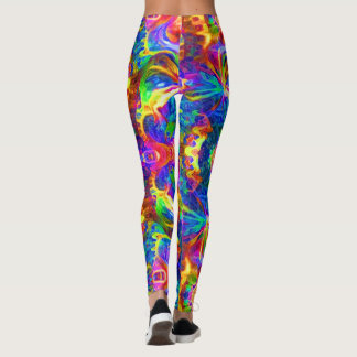 Rainbow Back Leggings
