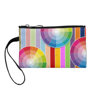 Rainbow Bag Coin Purse