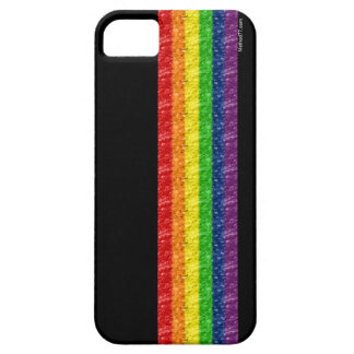 Rainbow Bar iPhone 5 Case