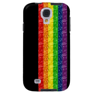 Rainbow Bar Samsung Galaxy S4 Case