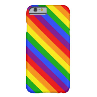 """""""RAINBOW"""" BARELY THERE iPhone 6 CASE"""