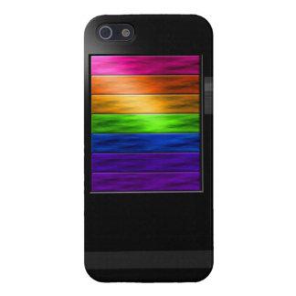 Rainbow Bars Case For iPhone 5