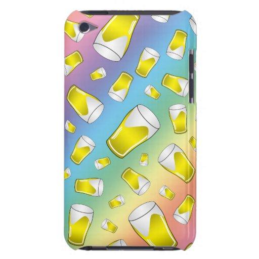 Rainbow beer iPod Case-Mate case