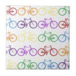 Rainbow Bicycling Classy Designer