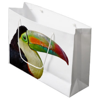 Rainbow-Billed Toucan Gift Bag