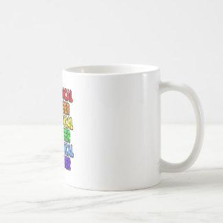 Rainbow Biomedical Engineer Coffee Mugs