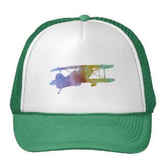 Rainbow Biplane Cap