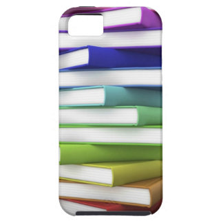 Rainbow Books iPhone 5 Cover