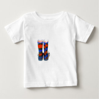Rainbow Boots Baby T-Shirt