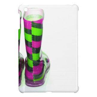 Rainbow Boots iPad Mini Cases