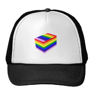 RAINBOW BOX PRIDE CAP