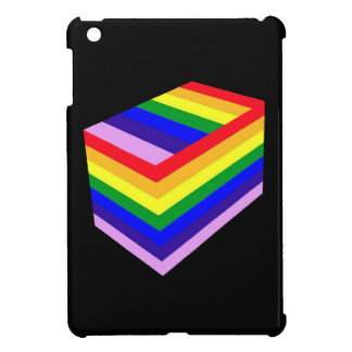 RAINBOW BOX PRIDE COVER FOR THE iPad MINI