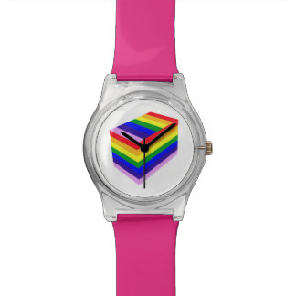 rainbow box pride  Watch