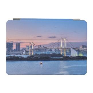 Rainbow Bridge at twilight iPad Mini Cover