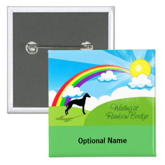 Rainbow Bridge Pin