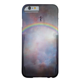 Rainbow bridge barely there iPhone 6 case