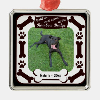 Rainbow Bridge Keepsake Ornament