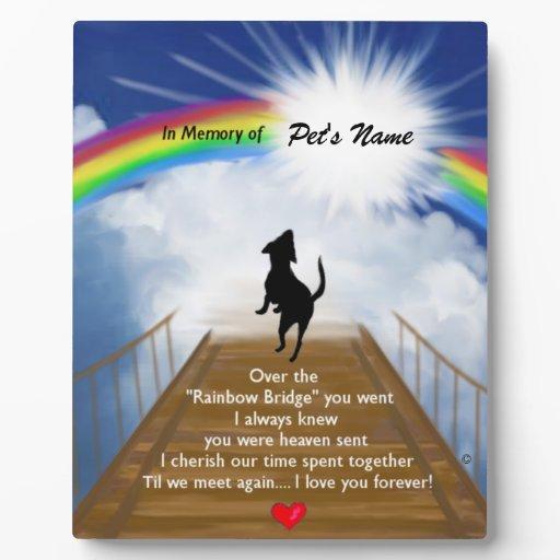 Rainbow Bridge Poem Dogs Uk