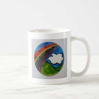 Rainbow Bridge Pet Memorial Mug