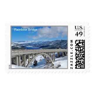 Rainbow Bridge Postage