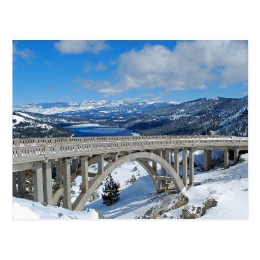 Rainbow Bridge Postcard