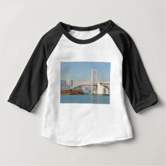 Rainbow Bridge, Tokyo, Japan Baby T-Shirt