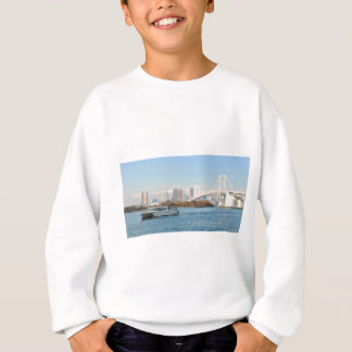 Rainbow Bridge, Tokyo, Japan Sweatshirt