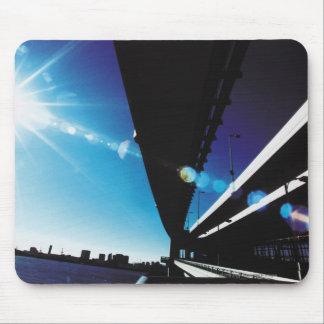 Rainbow Bridge, Tokyo Mouse Pad