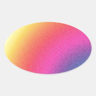 Rainbow Bright Bold Gifts Sticker