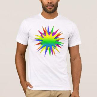 Rainbow Burst shirt - choose style & color