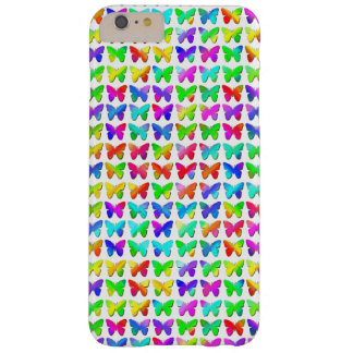 Rainbow Butterflies Barely There iPhone 6 Plus Case
