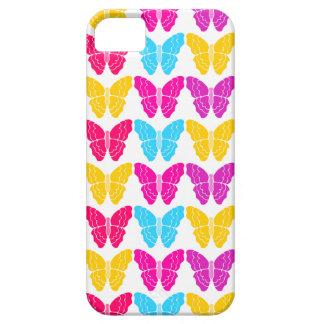 Rainbow butterflies iPhone 5 Case