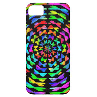 Rainbow Butterflies iPhone 5 Case