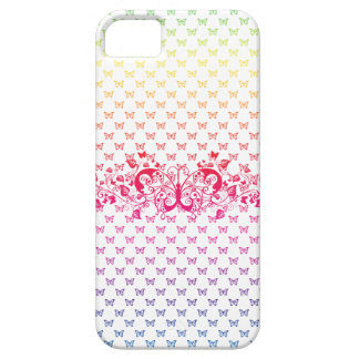 rainbow butterflies iphone 5 vibe case cover iPhone 5 cover