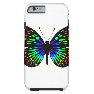 Rainbow Butterfly (A) iPhone 6 Case/Vibe