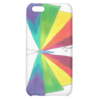 Rainbow Butterfly iPhone Case iPhone 5C Cover